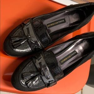 Dana Buchanan heeled tassel loafers